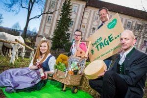 Steiermark Frühling Wien Start