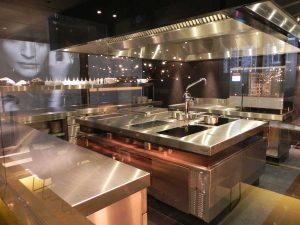 hochwertige gastro Kücheneinrichtungen