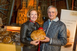 Brotsalon im Stephansdom Kolarik
