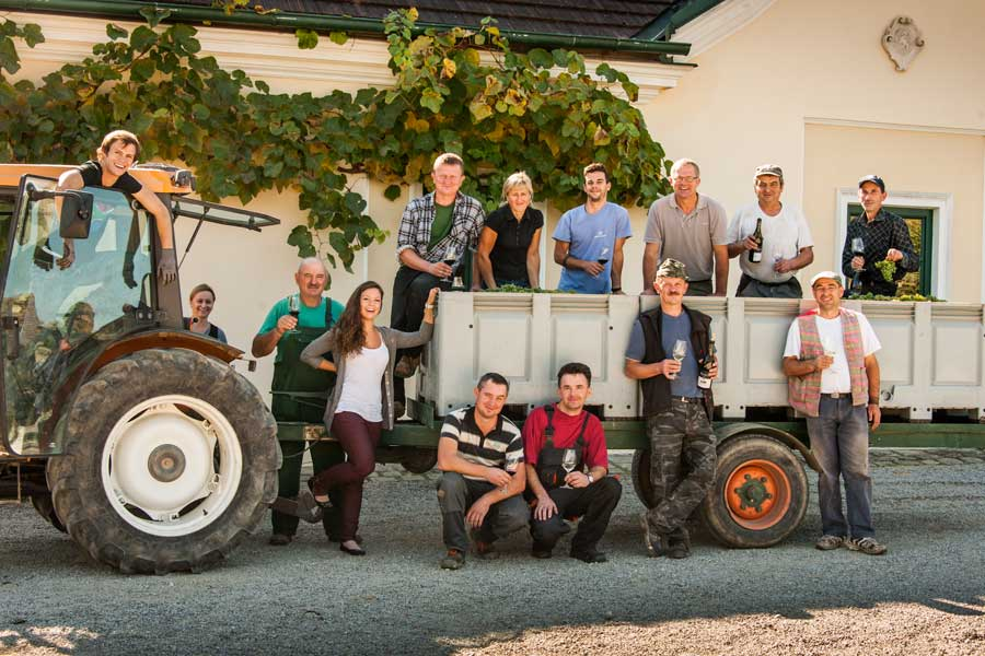 Team Weingut Allram
