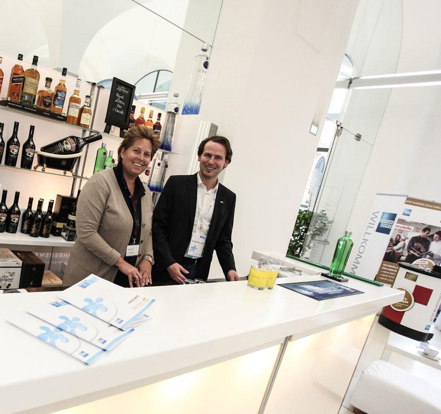 Getränkefachmesse Trinkwerk Pur Linz C+C Pfeiffer