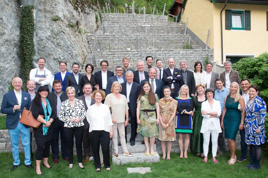 Genießerhotels feiern 20 Jahr Jubiläum Golling