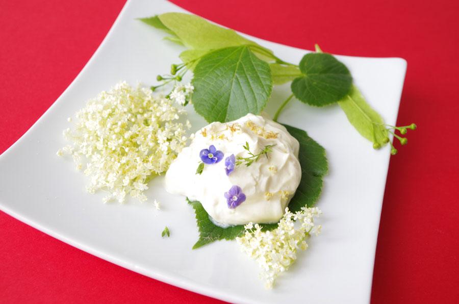 Rezept Holunderblüteneis Fischer