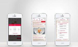 Neue Rezepte App von iSi