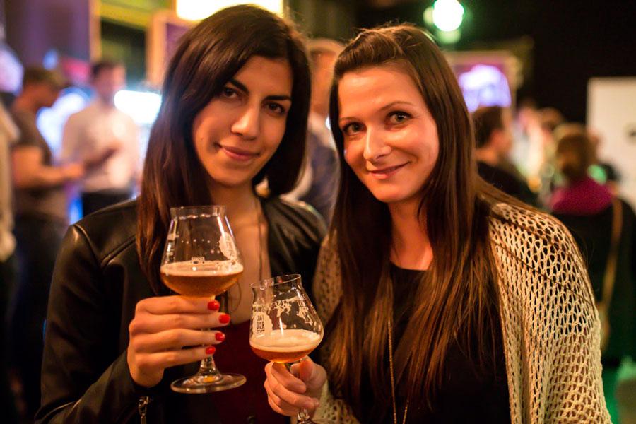 Craft Bier Fest Linz in der Tabakfabrik