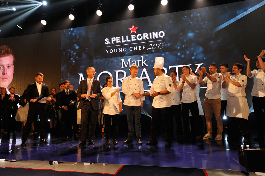 Moriarty S Pellegrino Young Chef 2015