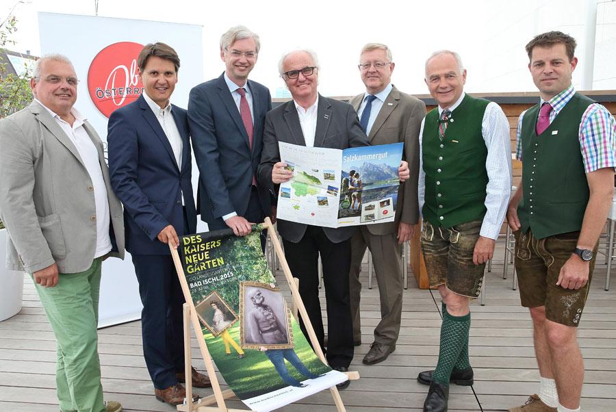 Oberösterreich Sommertourismus Natur