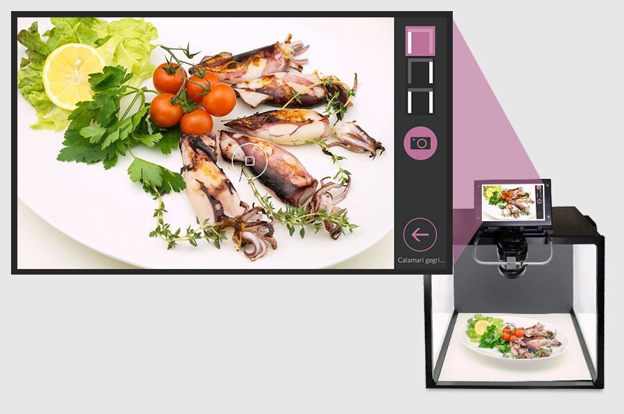 Captivo ein interaktives Informationssystem für die Gastronomie