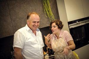 Klinger & Herkner kochen Wien ein