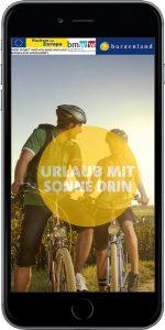 App für Radfahrer Burgenland