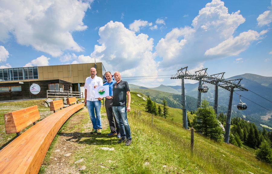 Beste Sommer Bergbahnen Österreichs
