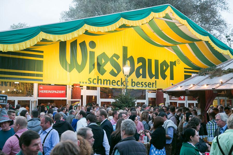 Wiesbauer auf der Wiener Wiesn Wiesbauer Festzelt