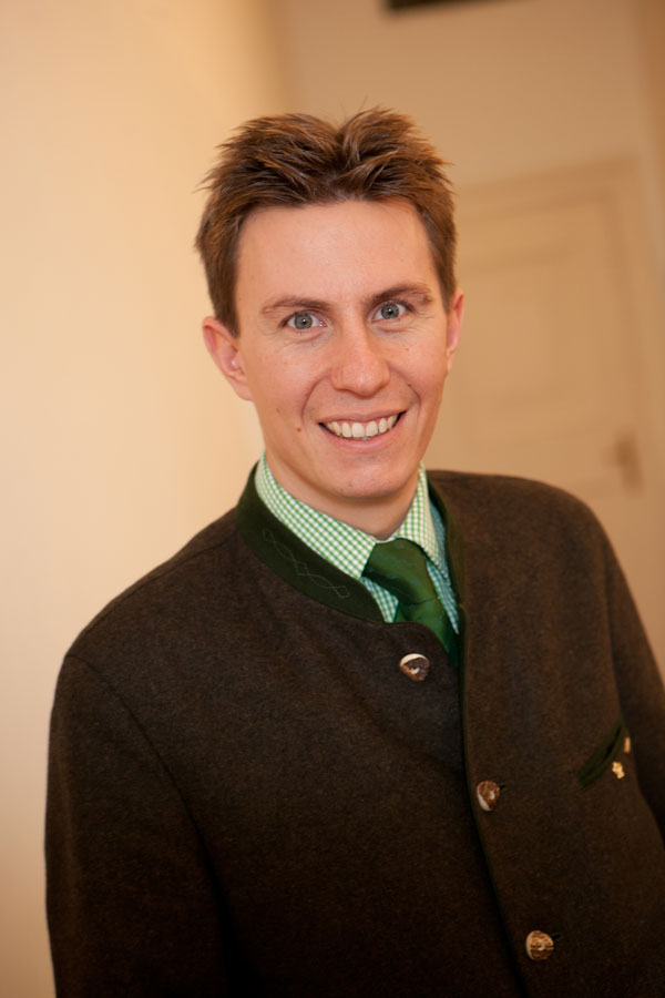 Lebensqualität für Hoteliers Florian Singer ÖHV