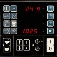 Elektronische Komfortsteuerung der Rührwerkskessel