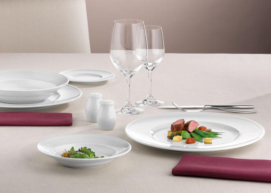 Edles Porzellan Geschirr Gastronomie Bauscher Come4table