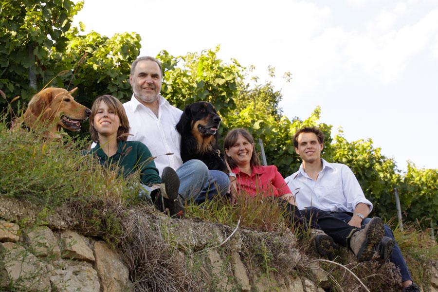 Wein Klosterneuburg Weingut Kerbl Familie Kerbl