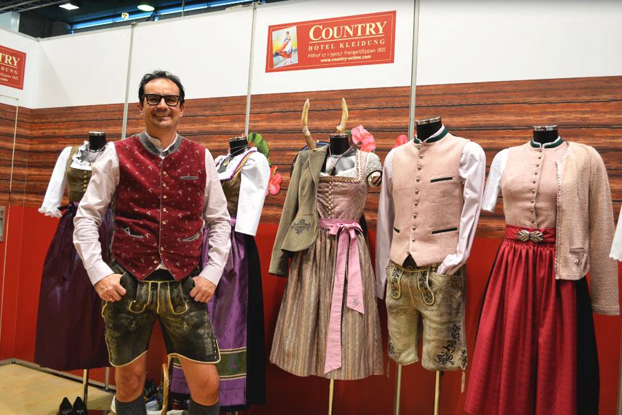 Nachbericht Country Hotel Kleidung