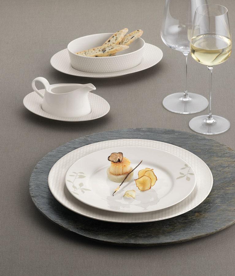 Edles Porzellan Geschirr Gastronomie Bauscher Purity Colors Finest Loom Blooming Shades
