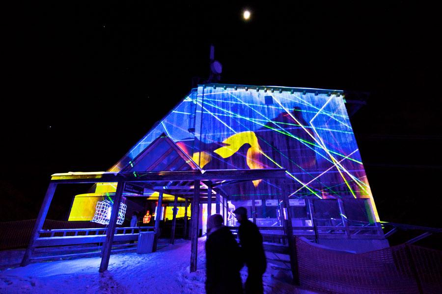 Vorarlberg Start in die Wintersaison Fantastic Gondolas (c)Heidi Pein