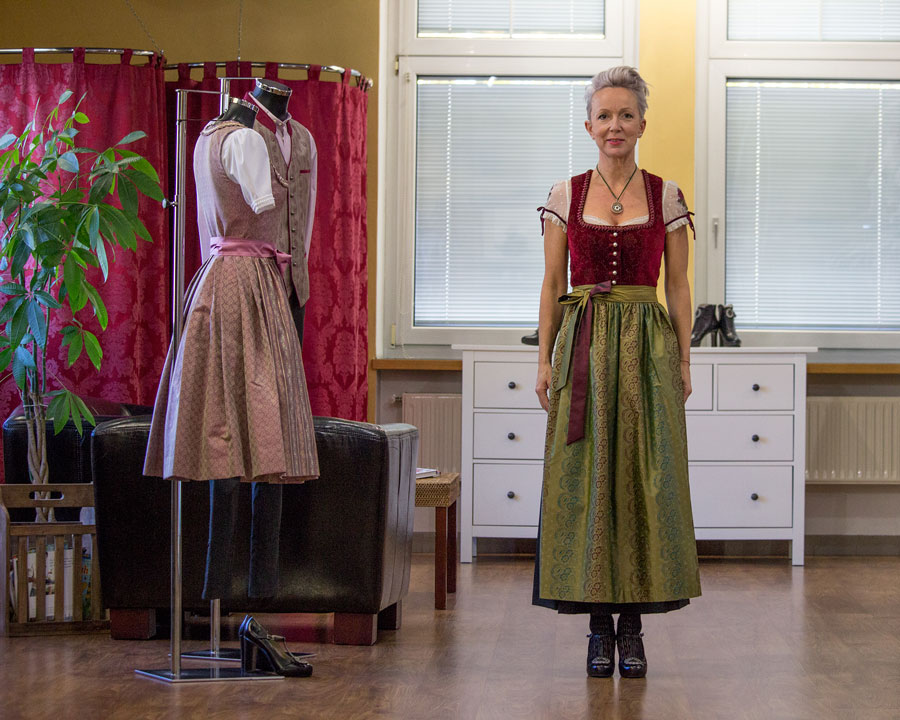 Trachtenmode Country Hotel Gast Messe
