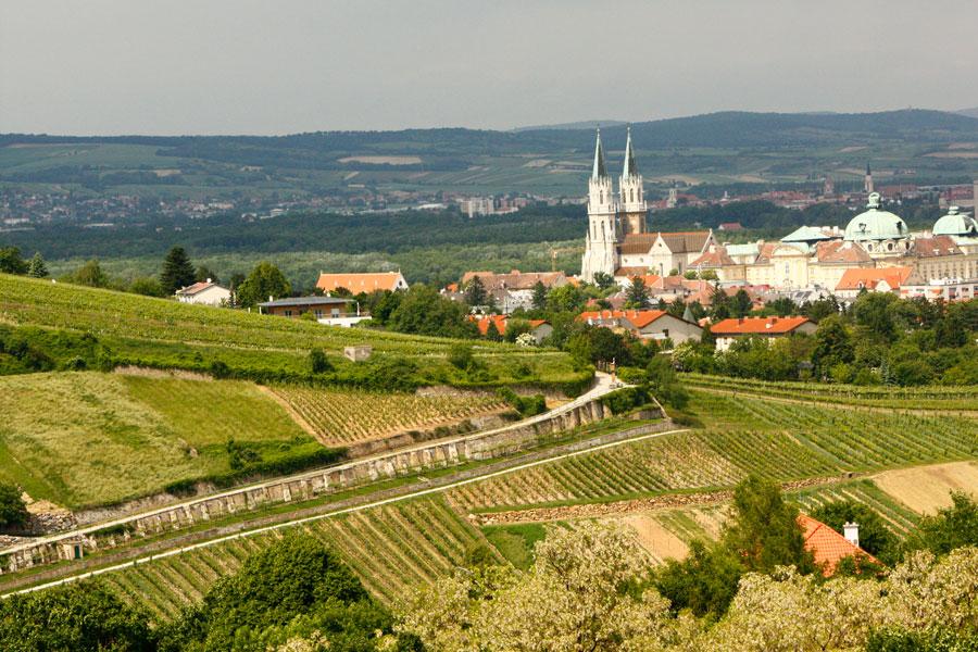 Wein Klosterneuburg Weingut Kerbl Stift