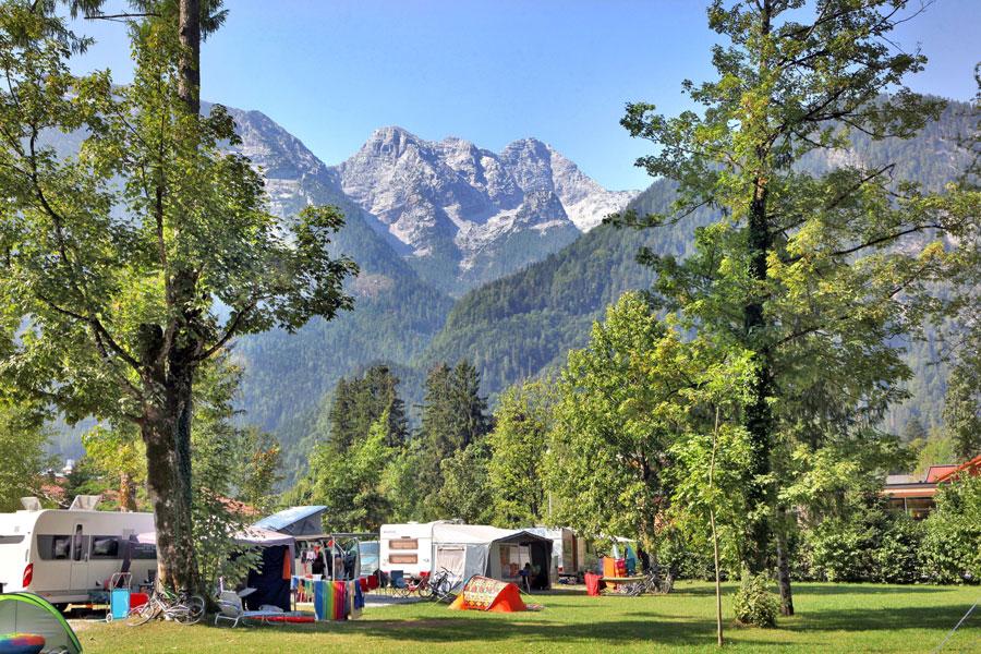 Beliebteste Campingplätze Österreichs Grubhof