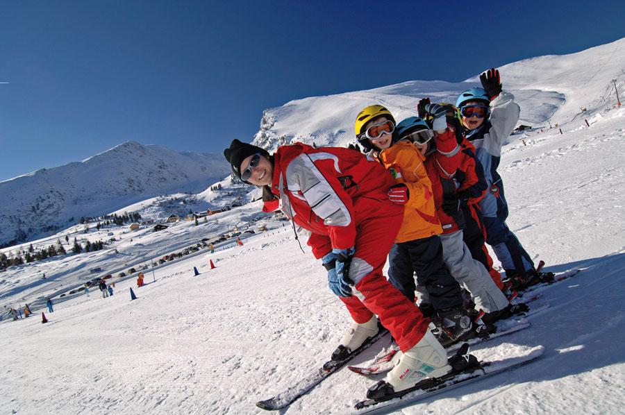 Kärnten Skiurlaub für die Familie