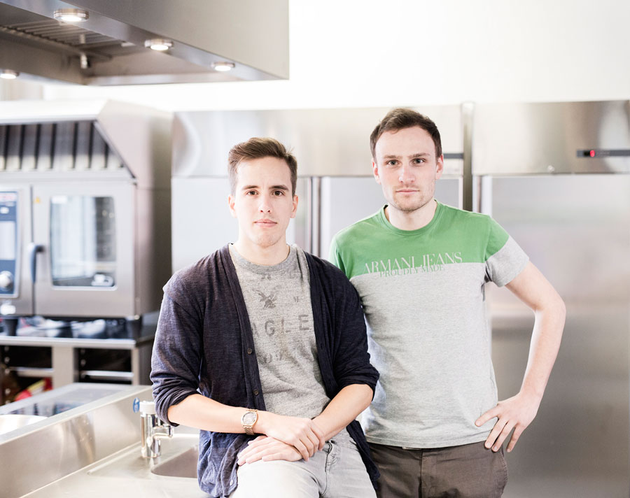 Neues Netzwerk für Gastronomie Profis Gronda Founder