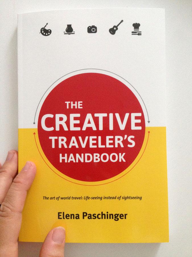 Um die Welt als Kreativreisende Buch