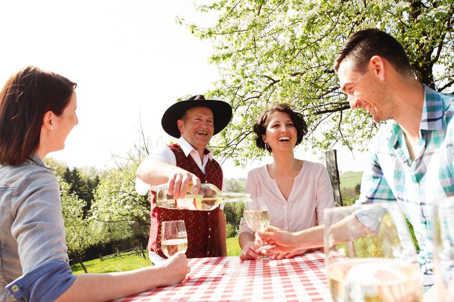 Kulinarische Vielfalt Niederösterreich Mostfrühling