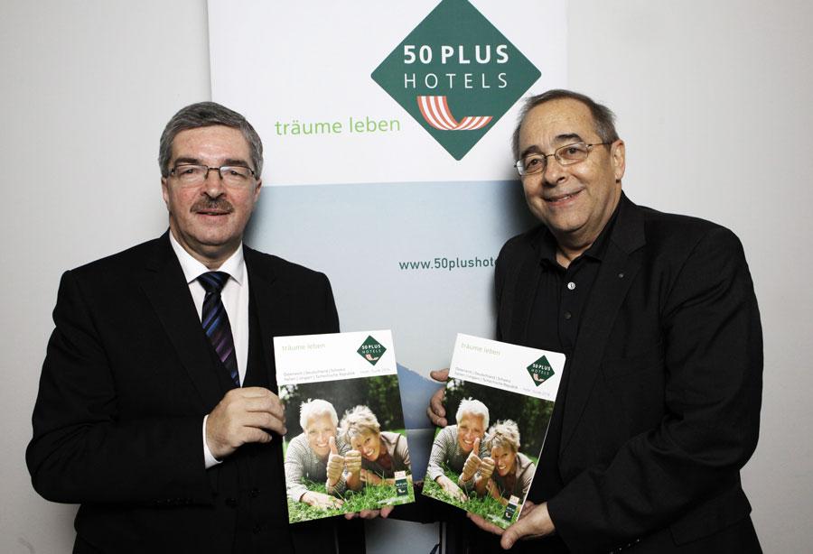 Urlaubssegment 50plus wächst stetig Paschinger