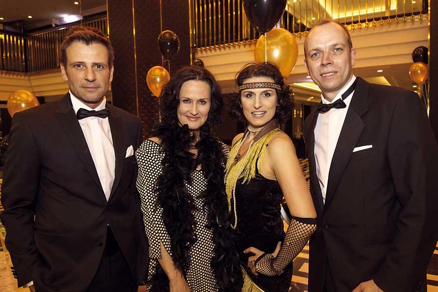 The Roaring Twenties Afterwork Party in Wien.