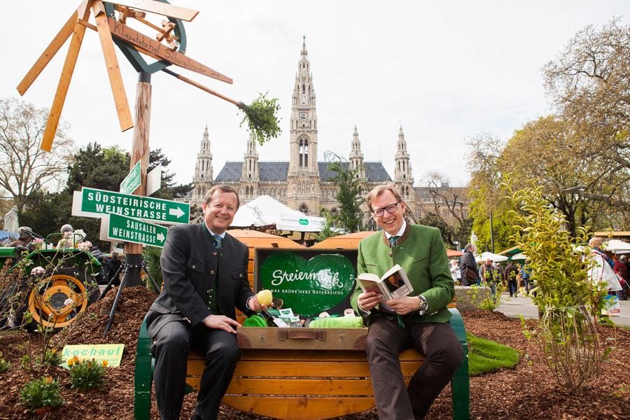 Fazit 20. Steiermark-Frühling in Wien