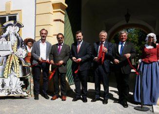 Neue Attraktionen auf Schloss Hof