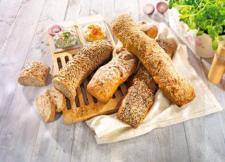 Food-Trends Brotvariationen für Gastronomie