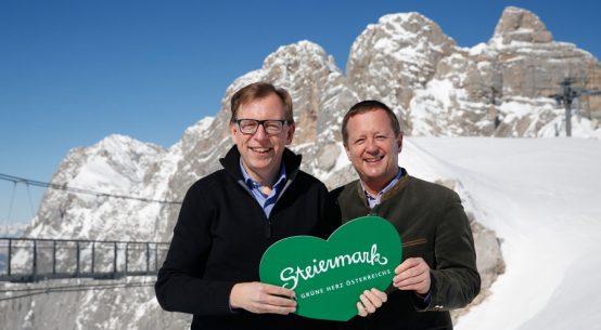 Rekordwinter für steirischen Tourismus
