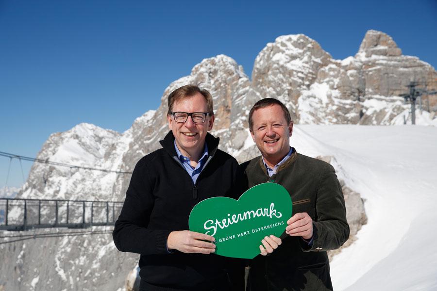 Rekordwinter für steirischen Tourismus Buchmann Neuhold