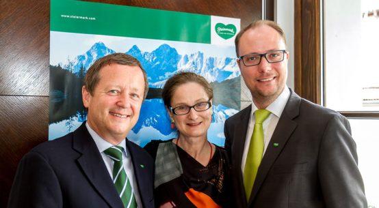 Steiermark legt in Tschechien zu