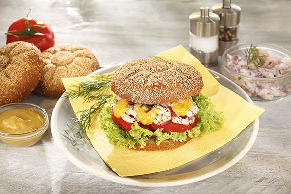 Backwaren für das perfekte Frühstück Norweger Weckerl