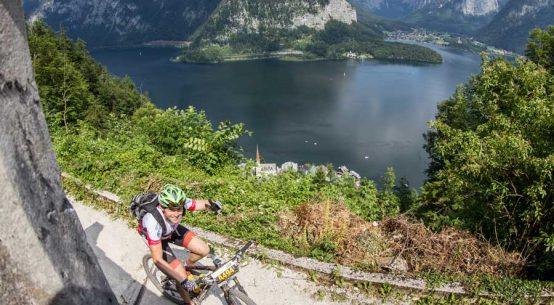 Radsport im Salzkammergut