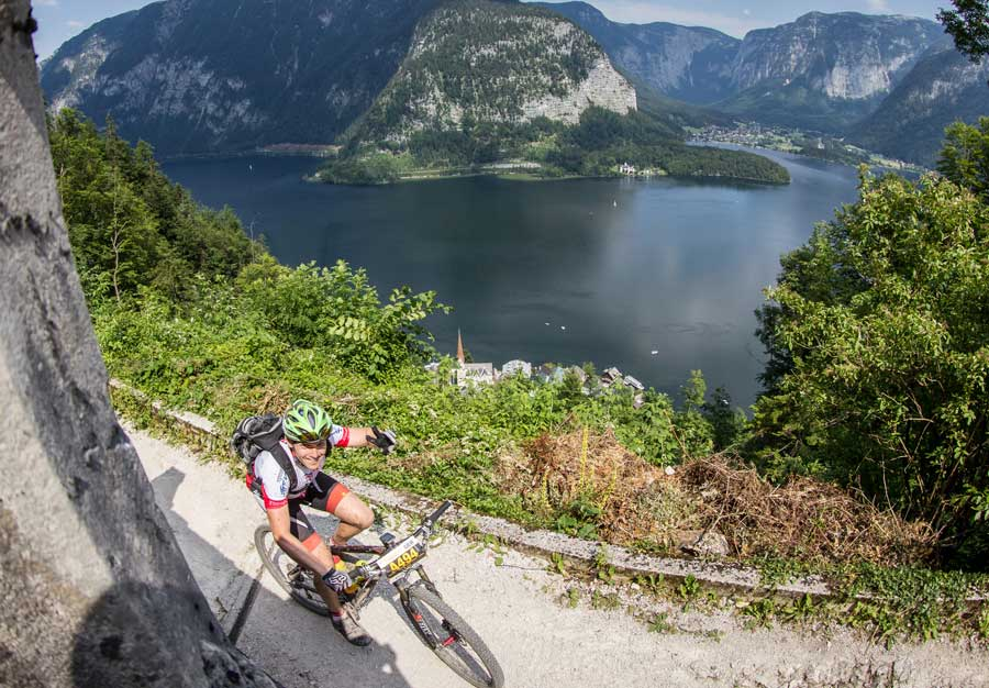 Radsport im Salzkammergut Mountainbike Trophy