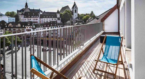Motel One expandiert in die Schweiz
