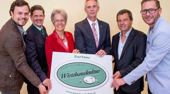 Neue Partner für Wirtshauskultur