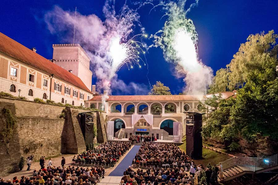 Open-Air-Kultur in Oberösterreich