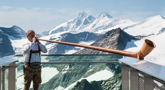 Gipfelklänge auf dem Kitzsteinhorn