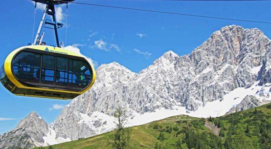 Seilbahnen im Sommertourismus Steiermark