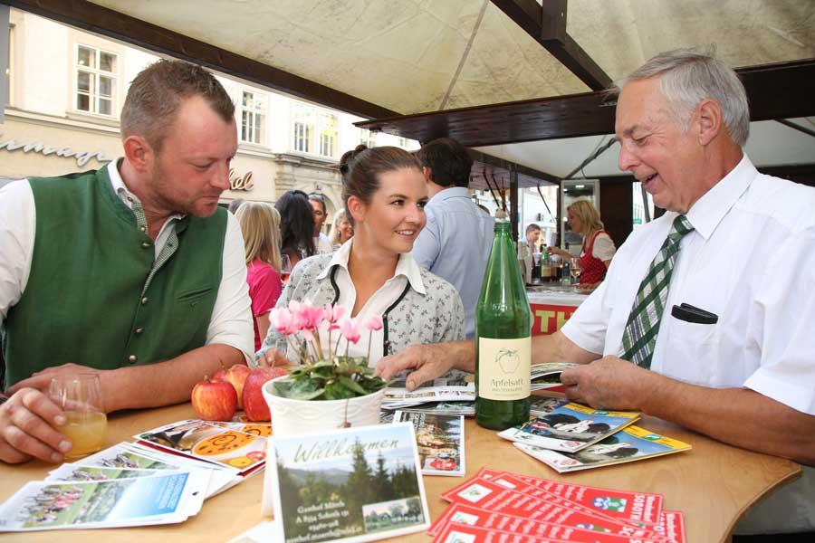 Steirisch Herbst'ln Linz Fazit Genuss Festival