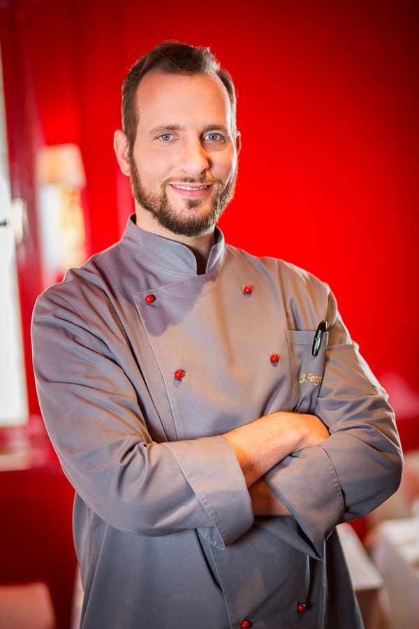 Dinner-Event im Casino Wien mit Küchenchef Ferguson