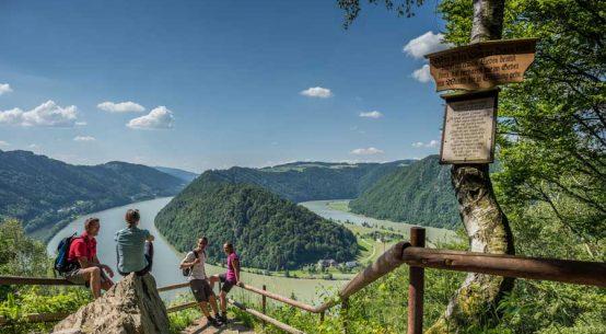 24 Stunden Wandern auf dem Donausteig