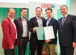 Auszeichnung für Figlmüller Group